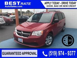DODGE GRAND CARAVAN - APPROVED IN 30 MINS - REBUILD YOUR CREDIT!