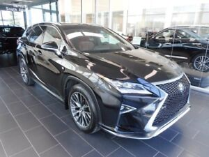 2016 Lexus RX 350 F Sport Series 3, Accident Free, Local Trade
