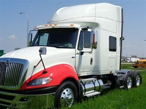 2012 International ProStar +122, Used Sleeper Tractor Regina Regina Area image 1