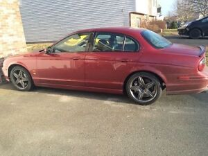 2003 Jaguar S-TYPE R 4.2L V8 Supercharged