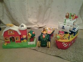 John Lewis Toys Excellent Condition £15 for all