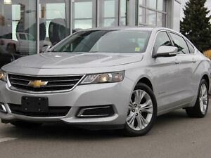 2015 Chevrolet Impala Certified | Premium Cloth and Leather | Re