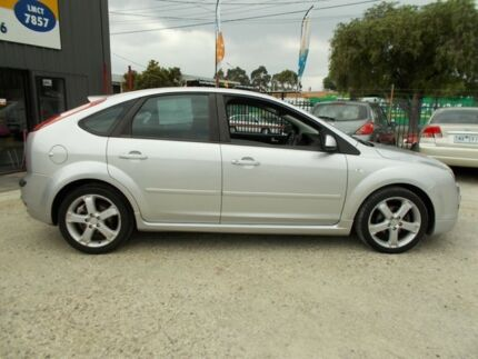 2006 Ford Focus LS Zetec Silver 4 Speed Sports Automatic Hatchback Bayswater North Maroondah Area Preview