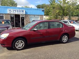 2005 Chevrolet Malibu Fully Certified and Etested!