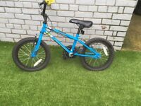 Bike for ages 5 - 7, £15