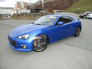2013 Subaru BRZ Sport-tech with Navigation