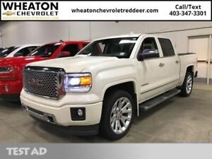 2015 Gmc Sierra 1500 Denali  Leather, Navigation, Sunroof