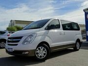 2012 Hyundai iMAX TQ-W MY13 White 4 Speed Automatic Wagon Welshpool Canning Area Preview