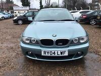 BMW 320 2.0TD 2004MY Cd