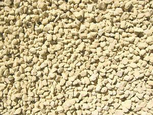 20mm Cotswold Buff Limestone Chipping Decorative Aggregate Stone/Gravel 10 Tonne