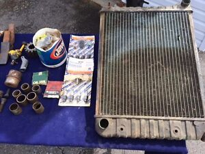 Parts for Huber Maintainer 600 Grader Ford motor Cornwall Ontario image 2