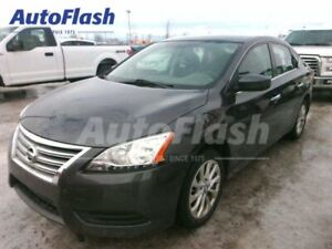 2015 Nissan Sentra SV 1.8L*Mags* Bluetooth*Push-Start*