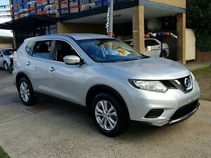 2015 Nissan X-Trail T32 ST (4x4) Silver Continuous Variable Wagon Five Dock Canada Bay Area Preview