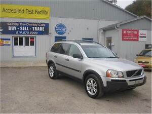 2003 Volvo XC90|7 PASSENGER|SUNROOF|AS TRADED|AS IS Kitchener / Waterloo Kitchener Area image 1