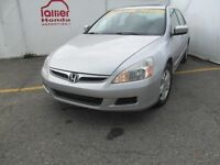 2007 Honda Accord BERLINE SE + GARANTIE 10 ANS/200.000KM