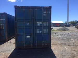 20', 40' & 48' Shipping Containers