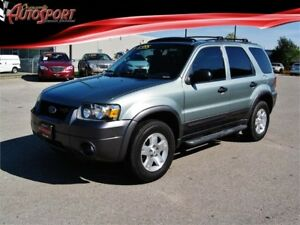 2006 Ford Escape | XLT | 4WD | LEATHER | V6