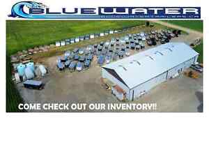 AX ALUMINUM SNOW DRIVE IN/DRIVE OUT FACTORY DISCOUNTS!!!!! London Ontario image 8