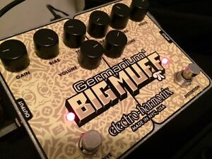Electro Harmonix Big Muff Germanium 4