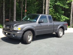 Low Mileage 2010 Ford Ranger