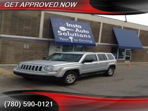 2012 Jeep Patriot North - Warranty included - LOW KM!!!