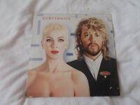 Vinyl LP Revenge Eurythmics RCA PL 1050 Stereo 1986