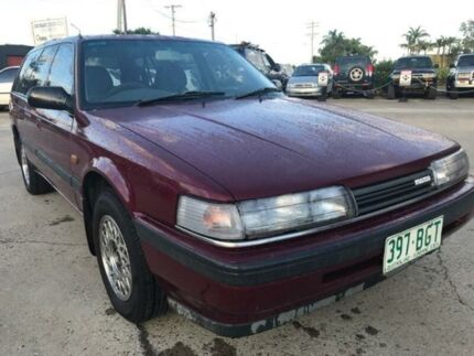 1991 Mazda 626 Red Kippa-ring Redcliffe Area Preview
