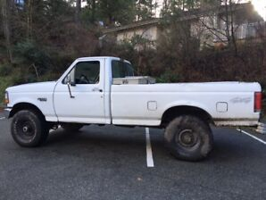 1996 Ford F350 Pickup PRICE NEGOTIABLE