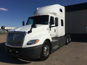 2018 International LT625 6X4, New Sleeper Tractor