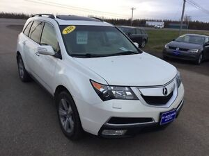 SOLD SOLD SOLD 2010 Acura MDX Tech Pkg NAVIGATION