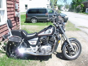 1985 honda shadow VT1100C