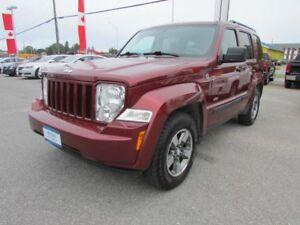 2008 Jeep Liberty Sport $239 Bi-Weekly