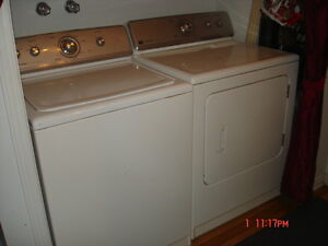 LAVEUSE SECHEUSE MAYTAG CENTENNIAL