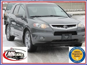 2008 Acura RDX TURBO AT LOW KMs