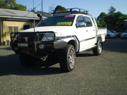 2008 Toyota TRD Ute Grafton Clarence Valley Preview