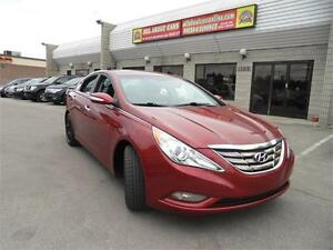 2011 HYUNDAI SONATA  **LEATHER+SUNROOF**