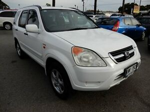 2003 Honda CR-V RD MY2003 Sport 4WD White 4 Speed Automatic Wagon Enfield Port Adelaide Area Preview