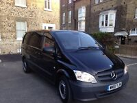Mercedes Benz Van Vito 113 CDI Short wheel base