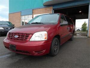 FORD FREESTYLE 2005*****IDEAL POUR TRAVAIL*****