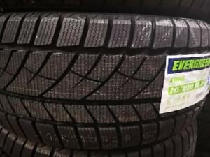 2 winter tires new 255/35r19