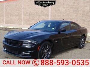 2018 Dodge Charger AWD GT Accident Free,  Leather,  Sunroof,  Ba