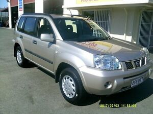2004 Nissan X-Trail T30 ST (4x4) Gold 5 Speed Manual Wagon Coopers Plains Brisbane South West Preview