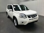 2013 Nissan X-Trail T31 Series 5 ST (FWD) White Continuous Variable Wagon Moonah Glenorchy Area Preview
