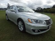 2010 Hyundai Grandeur TG MY11 Silver 5 Speed Sports Automatic Sedan Gympie Gympie Area Preview
