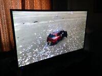"Blaupunkt 49"" Inch LED HD Smart TV Freeview HDMI x3 USB Lan VGA PC"
