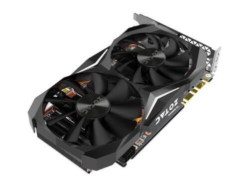 ZOTAC GeForce GTX 1080 Mini, ZT-P10800H-10P, 8GB GDDR5X IceStorm Cooling, Dual F 4