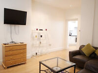Two bedroom Marble Arch -fully funished-Lower ground--All bills are included--short let or long