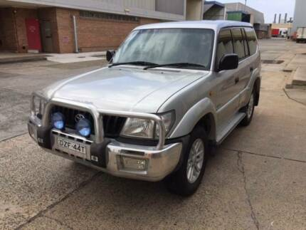 2001 Toyota LandCruiser SUV - 27166 Milperra Bankstown Area Preview