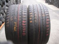 255 35 19 Toyo,Proxes T1 Sport Extra Load96Y x2 A Pair 5.7mm(450-458 Barking Road,E13 8HJ) Part Worn