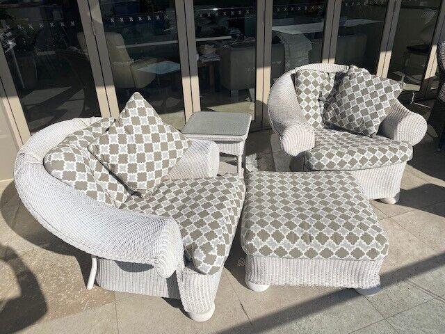 Garden Furniture - Garden Outdoor Furniture Rattan Set